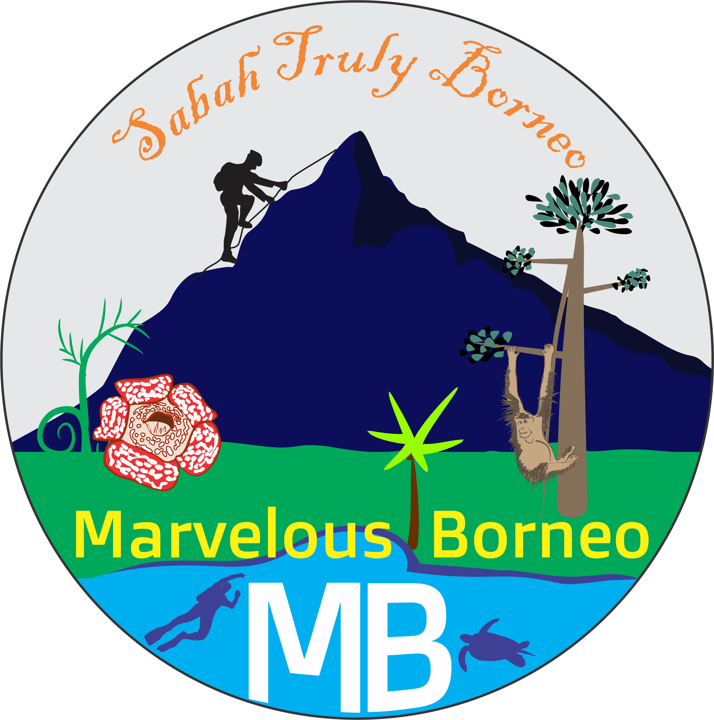 Marvelous Borneo